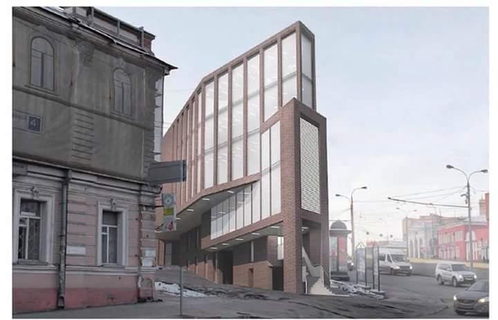 Проект Центра