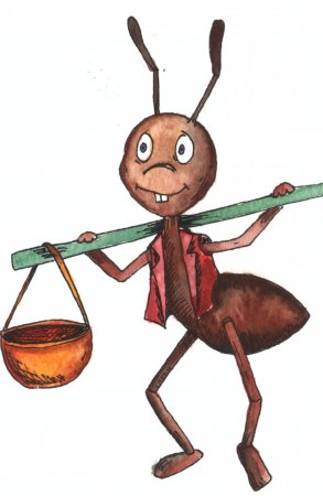 Photo of Трудолюбивый муравей