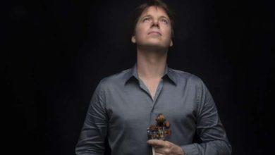 Photo of Человек стал на станции метро в Вашингтоне и начал играть на скрипке…